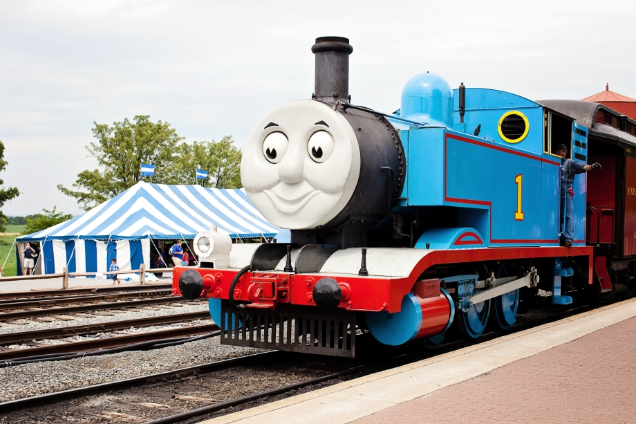 A day out withThomas